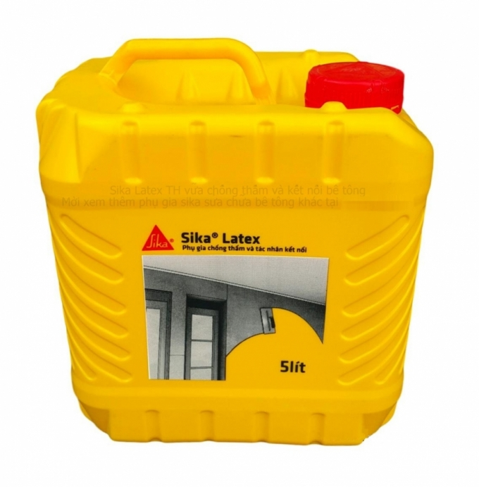 Sika Latex (can 5 lít)