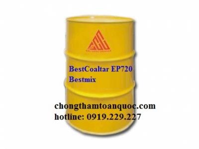 BestCoaltar EP720 Bestmix - Chất chống thấm 2 thành phần gốc epoxy