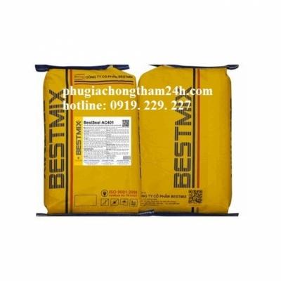 Hợp chất chống thấm gốc xi măng- BestSeal AC401 Bestmix