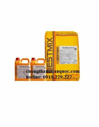 BestSeal EP759 Bestmix - Vữa sửa chữa bê tông gốc xi măng-Epoxy