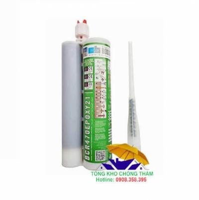 Hoá chất cấy thép Bossong BCR470 hàng nhập khẩu chính hãng