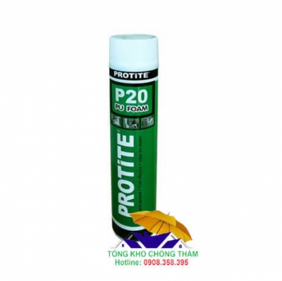 Keo bọt nở PU Foam Protite P20