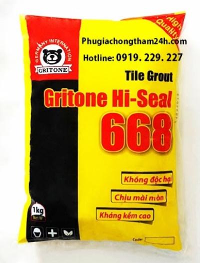 Keo chà ron Gritone Hi-Seal 668