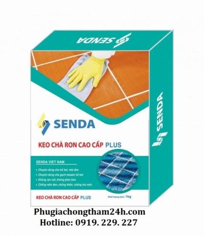 Keo chà ron hồ bơi Senda Plus
