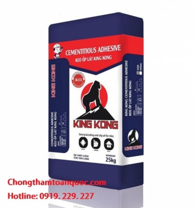 Keo dán gạch Kingkong SK-555