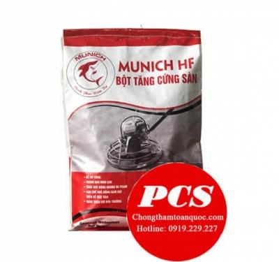 Munich HF hardener Bột tăng cứng sàn bê tông rắc khô