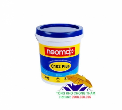 Neomax C102 Plus - Hợp chất chống thấm kết hợp xi măng