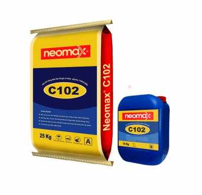 Neomax C102 - Chống thấm hai thành phần gốc xi măng