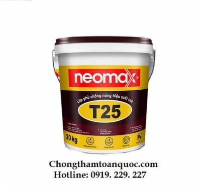 Neomax T25 - Sơn chống nóng