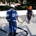 Chống thấm sàn mái, ban công   Công ty chống thấm chuyên nghiệp