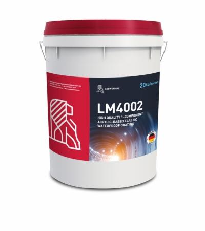 LM 4002 - Vật liệu chống thấm một thành phần gốc ACRYLIC