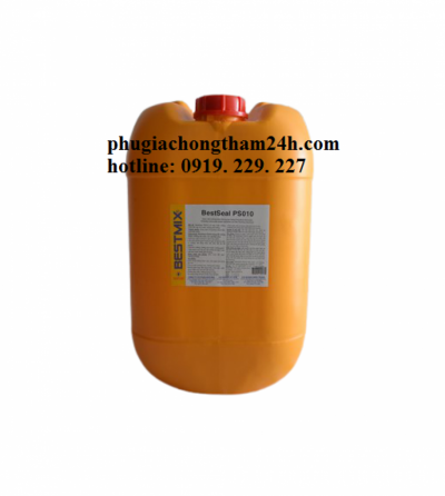 BestSeal PS010 Bestmix - Chất chống thấm trong suốt gốc Poly-Alkyl