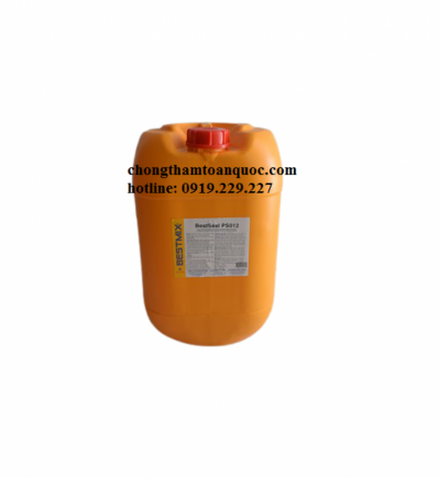 BestSeal PS012 Bestmix - Chất chống thấm trong suốt gốc Poly-Alkyl