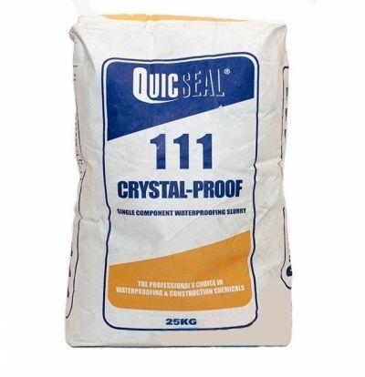 Quickseal 111 - Phụ gia chống thấm tinh thể thẩm thấu